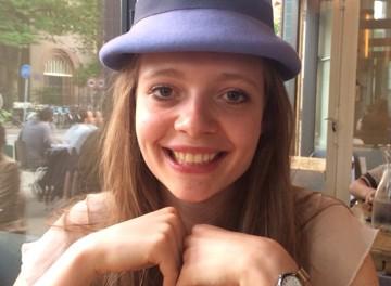 Sophia d'après son amie Merel M