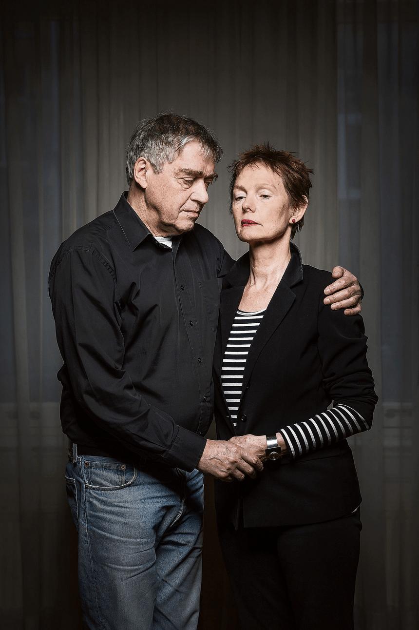 Marije Slijkerman & Gerard Koetsier - foto NRC Olivier Middendorp