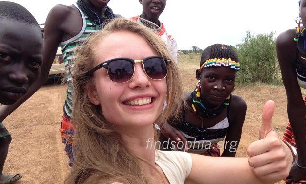Spoorloos in Oeganda